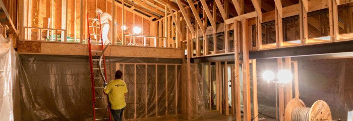 Remodeling for COMFORT at Huzzah Valley Resort