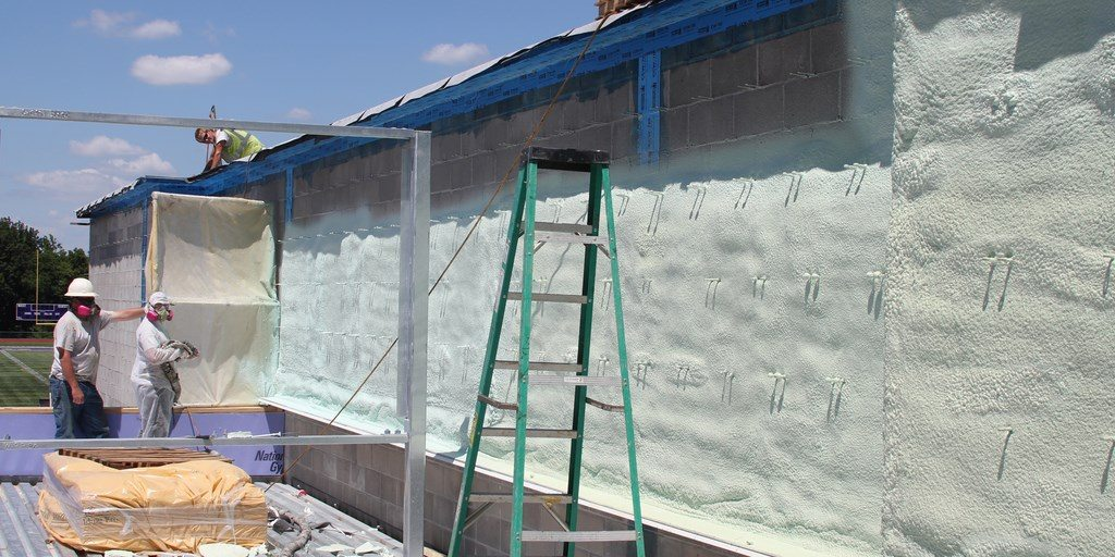 Foam Engineers Contractor Spray Foam Insulation Air